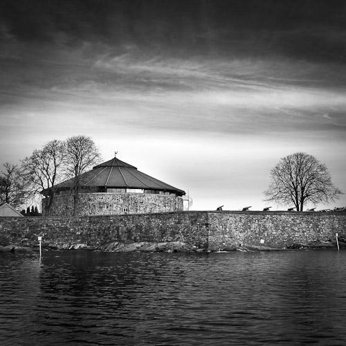 Kristiansand castle