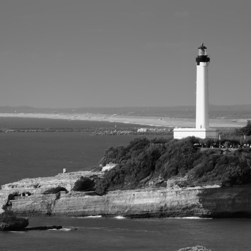 Lighthouse of Biarritz