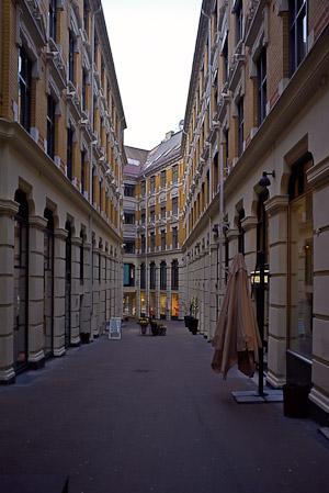 Empty Backstreet