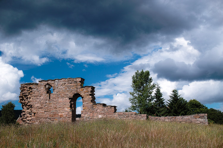 The Ruin of St. Margareta Church