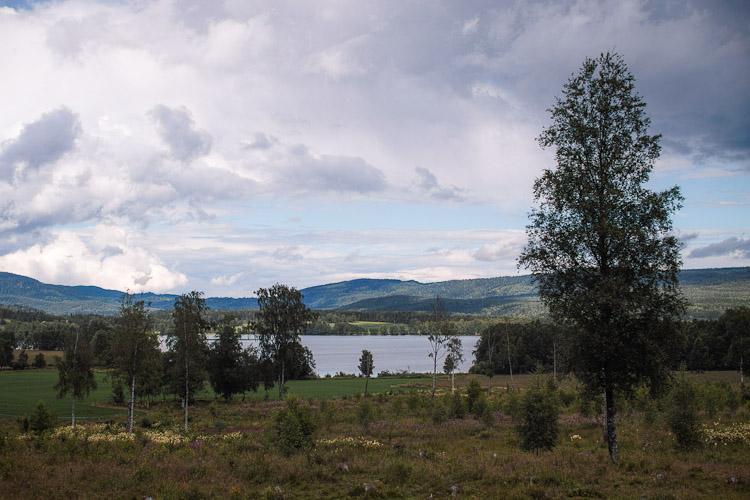 Maridalen Lake