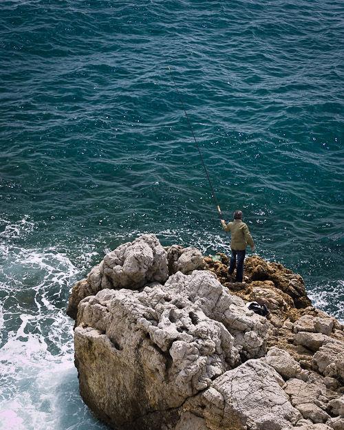 Nice - Fisherman