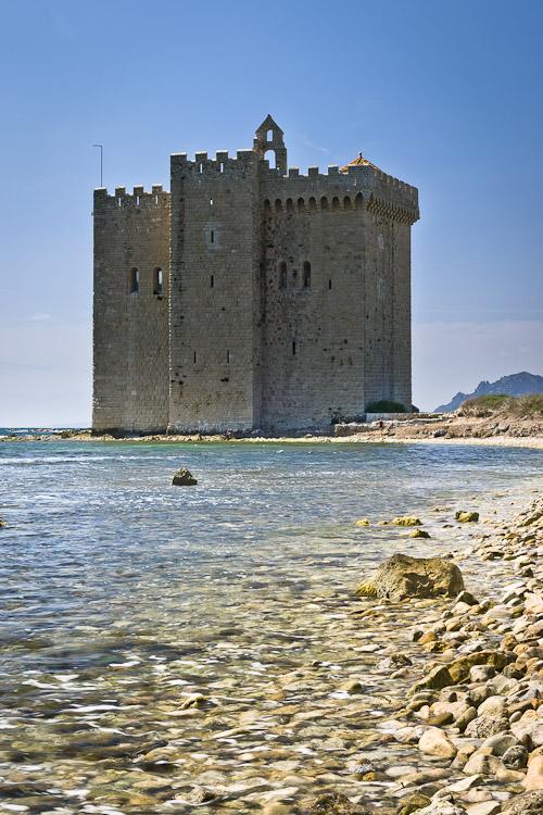 The monastery castle