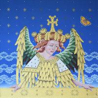 Ranworth Angel and the Gatekeeper (1)