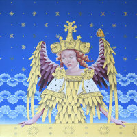 Ranworth Angel and the Gatekeeper (2)
