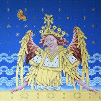 Ranworth Angel and the Gatekeeper (3)
