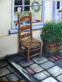 A Chair in Holt