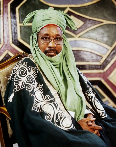 Nuhu Sanusi,Emir of Dutse