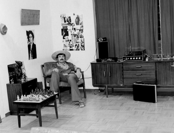 Me at home Enugu, 1973
