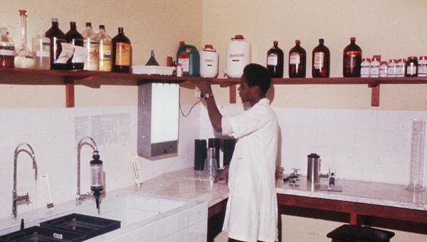Darkroom at my Unit at Enugu