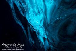 Ice Abstract I