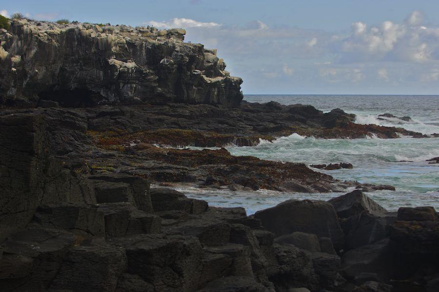 Lava Coast, Galapagos