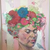 Frida Kahlo inspired