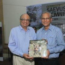 Vikas Gupta,Director,Sanjay Gandhi National Park,July 2015