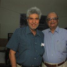 with Rishad Naoroji