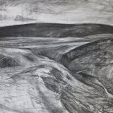 D8 Moor Ghyll 2005 charcoal 84x59cm £450.