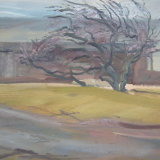 O13 From the Road 2004 oil 61x42cm £600