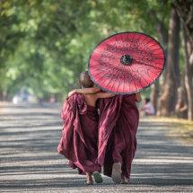 Off home, Bagan