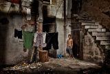 Havana Slum Boy
