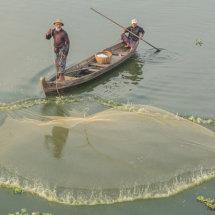 Fishing, Mandalay