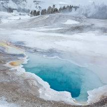 Thermal Feature Yellowstone Jan 2014-1661