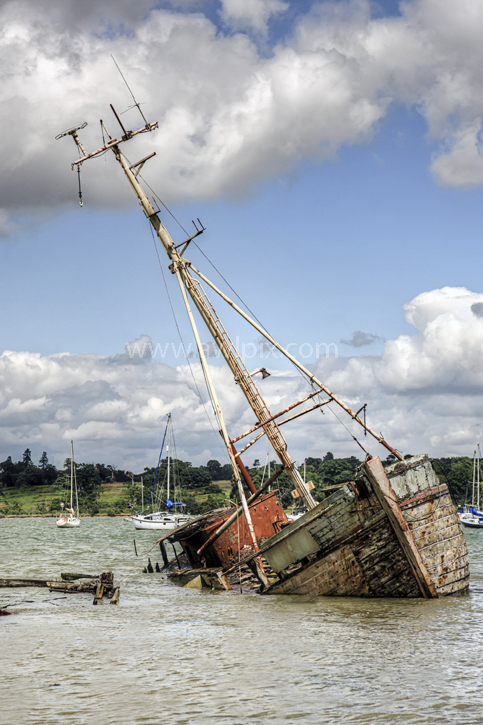 Pin Mill wreck