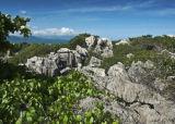 Labadee rock formation