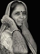 Tattoo Gujarati Lady