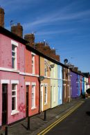 Colourful Abodes - Blackpool