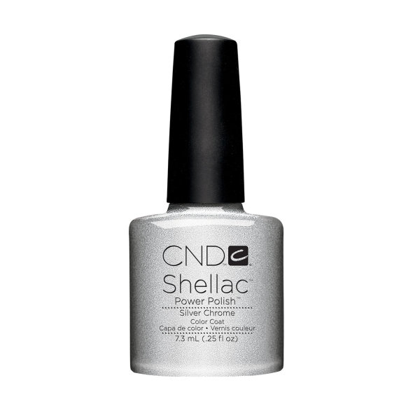 CND Shellac Silver Chrome €23.10