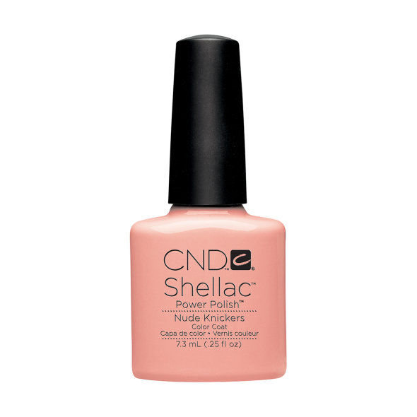 CND Shellac Nude Knickers €23.10
