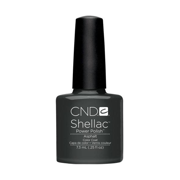 CND Shellac Asphalt €23.10