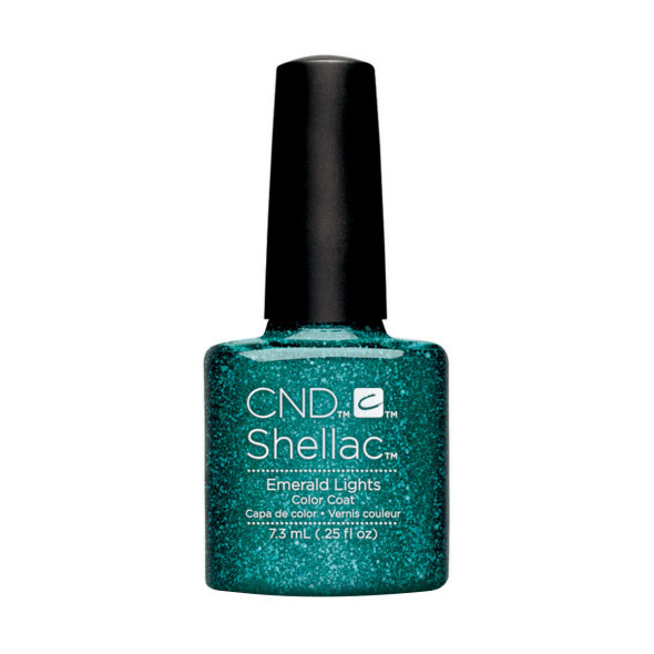 CND Shellac Emerald Lights €23.10