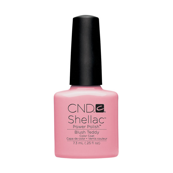 CND Shellac Blush Teddy €23.10