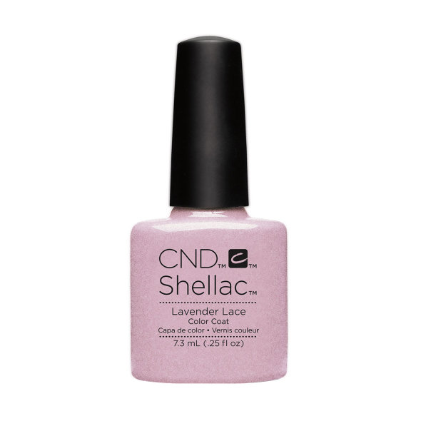 CND Shellac Lavender Lace €23.10