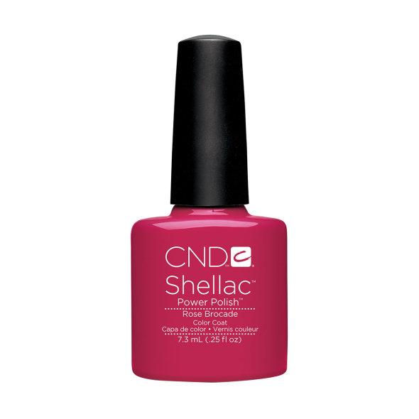 CND Shellac Rose Brocade €23.10