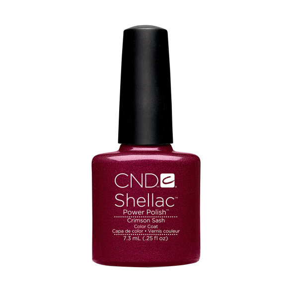CND Shellac Crimson Sash €23.10