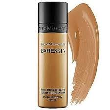 Bare Minerals Bare Skin Serum Foundation SPF 20 Bare Honey 15 €29