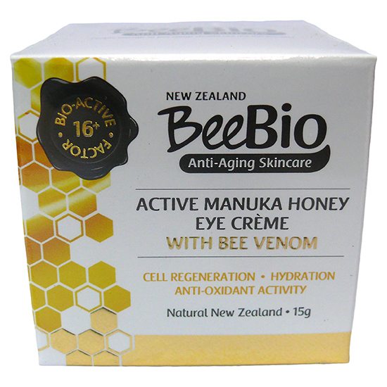 BeeBio Active Manuka Honey Eye Creme with Bee Venom €59.00