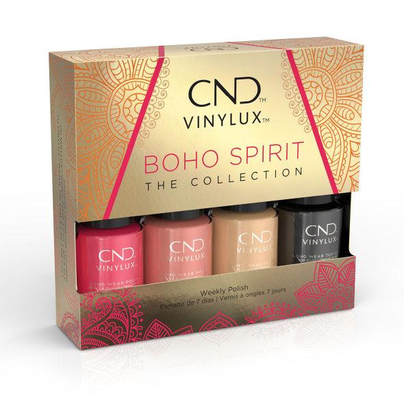 CND Vinylux Boho Spirit Pinkie Pack Collection €28.85