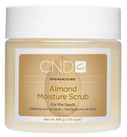 CND Almond Moisture Scrub 95g €18