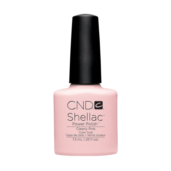 CND Shellac Clearly Pink €23.10