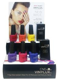 CND VINYLUX New Wave Collection 2017 €12