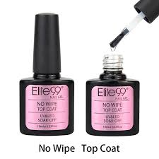Elite 99 No Wipe UV Top Coat **  10ml €8.95