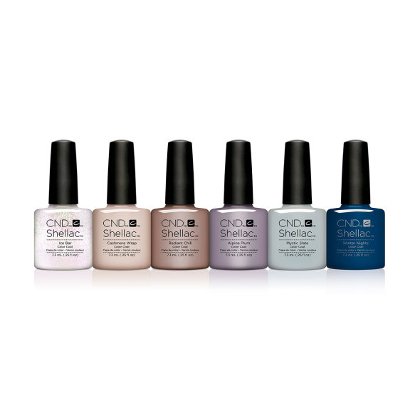 CND Shellac Glacial Illusion Collection 2017 Collection €135
