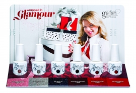 Gelish Wrapped In Glamour Christmas Collection €150