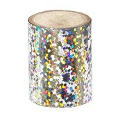 Holographic Silver Foil €7.95