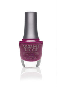 Morgan Taylor Nail Lacquer Berry Perfection (C) €12