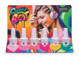 Gelish Street Beat Summer 2016 Collection €150