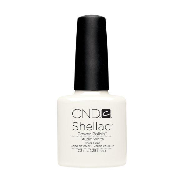 CND Shellac Studio White €23.10